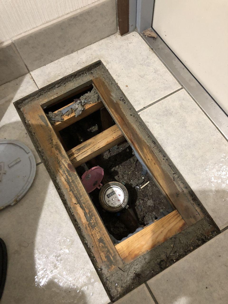 水漏れの原因箇所特定は難しい