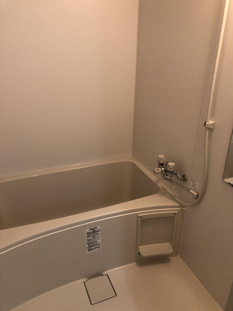 浴室の入替え工事が完了しました!