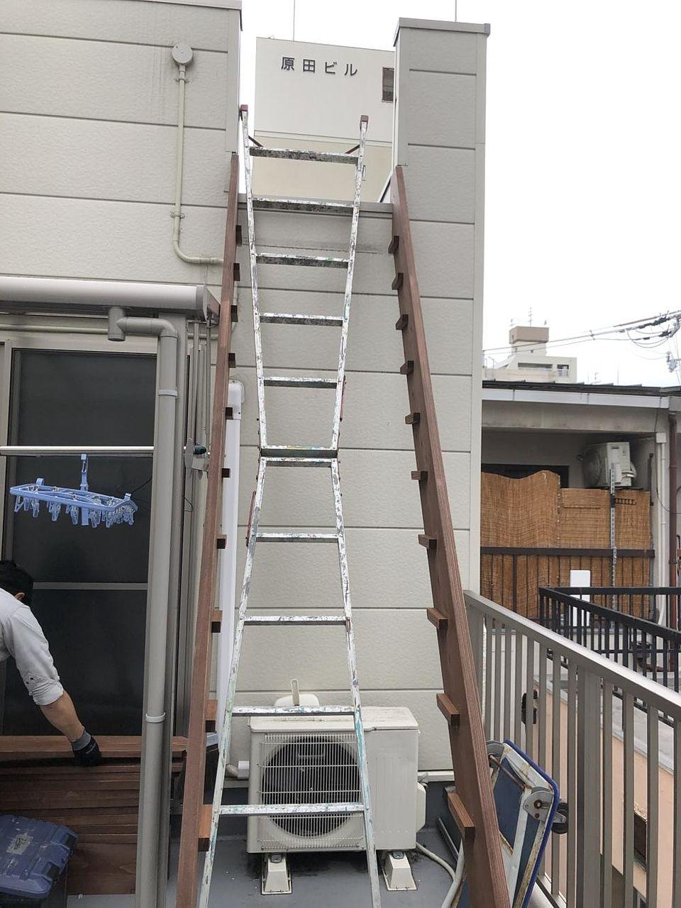 階段の取替工事が完了!