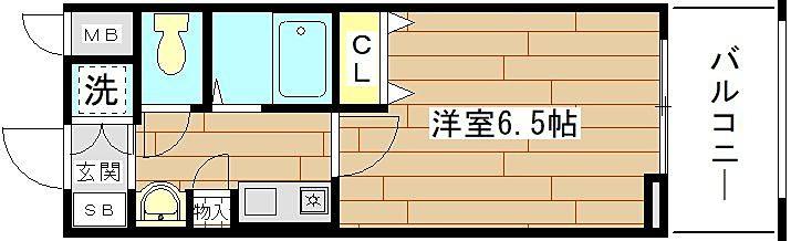 福島区の単身向けマンションのリフォームが終わりました!