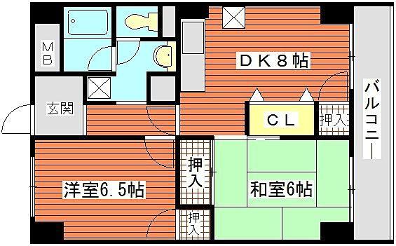 南堀江第二スカイハイツ2室とも案内可能です!